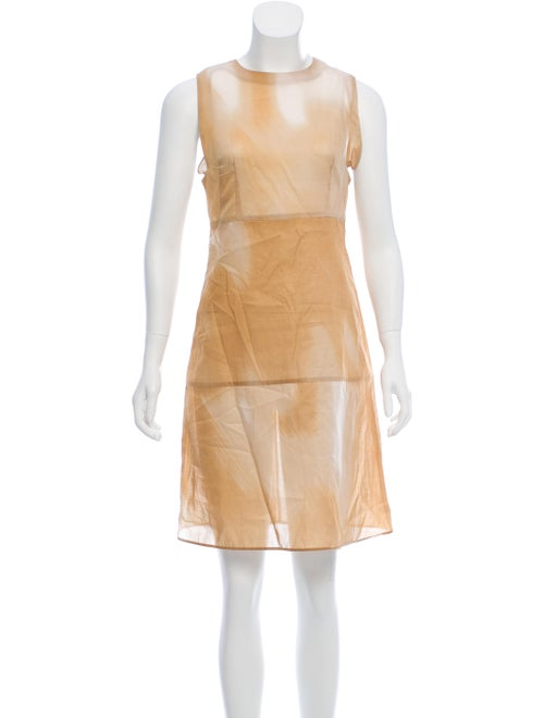 Marni Sleeveless Sheath Dress