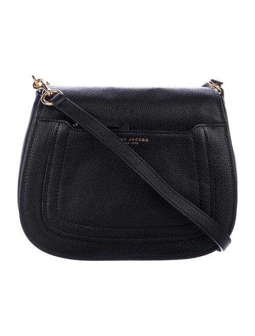 Marc Jacobs Recruit Nomad Saddle Bag Black