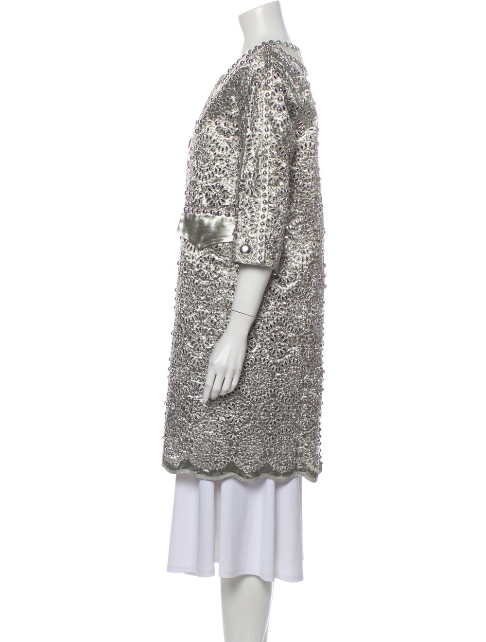 Marc Jacobs Coat w/ Tags Grey - image 2