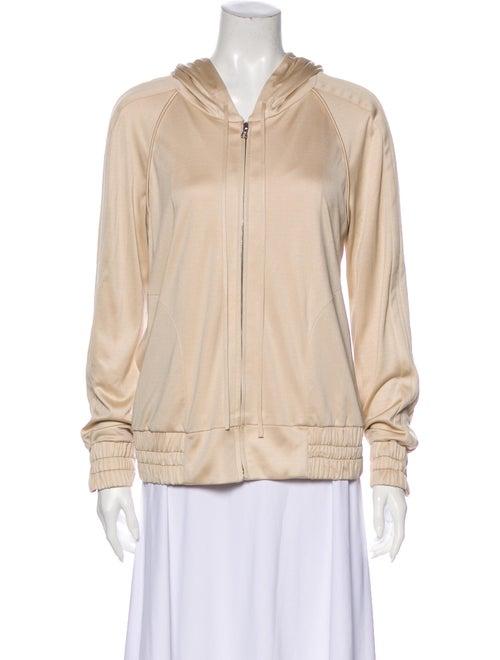 Marc Jacobs Silk Bomber Jacket