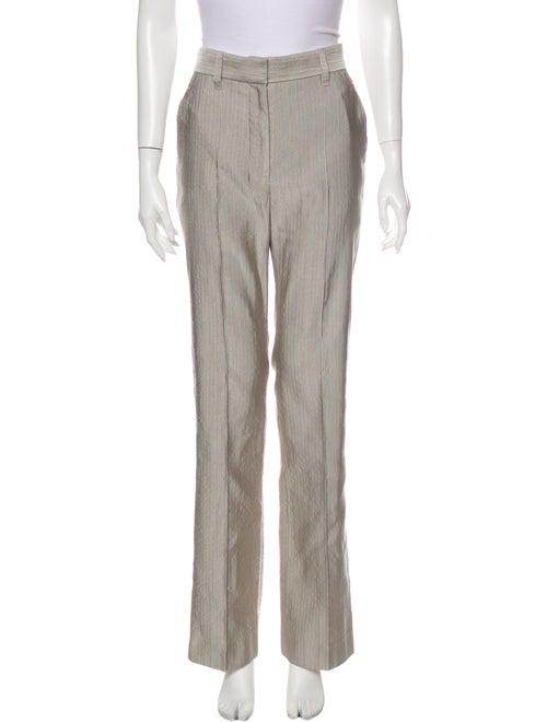 Marc Jacobs Wide Leg Pants Grey