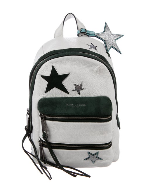 Marc Jacobs Star Patchwork Leather Backpack w/ Tag