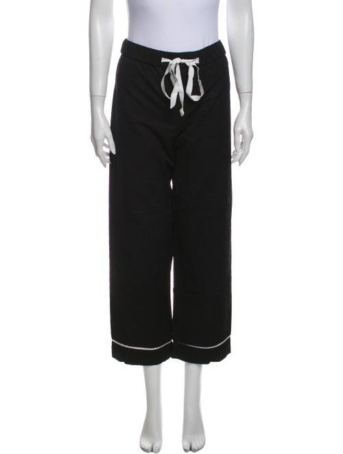 Marc Jacobs Wide Leg Pants Black