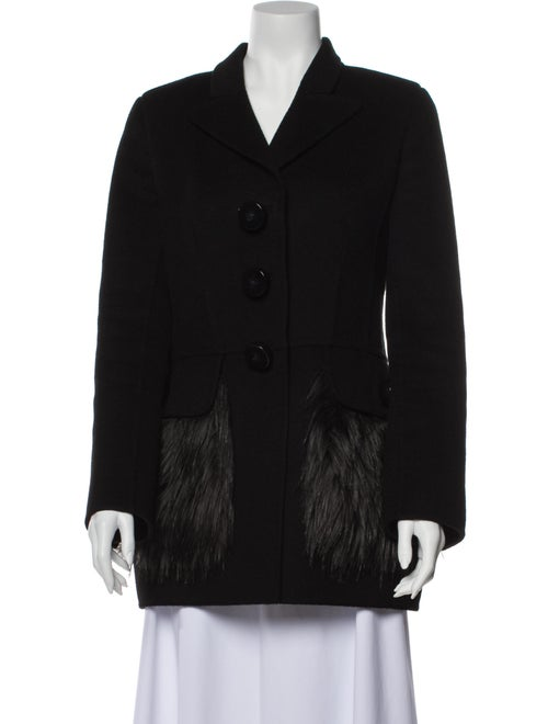 Marc Jacobs Vintage Wool Coat Wool