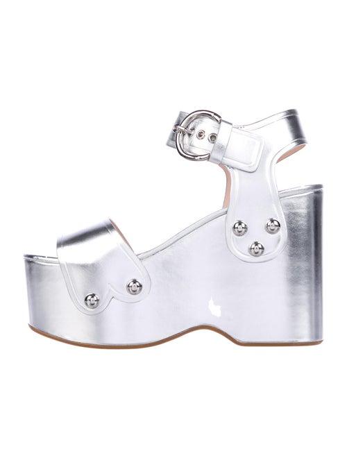 Marc Jacobs Sandals Silver