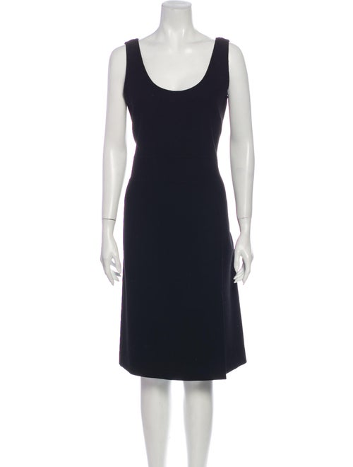 Marc Jacobs Wool Knee-Length Dress Wool