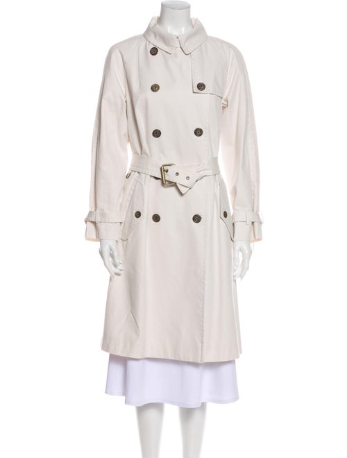 Marc Jacobs Trench Coat White