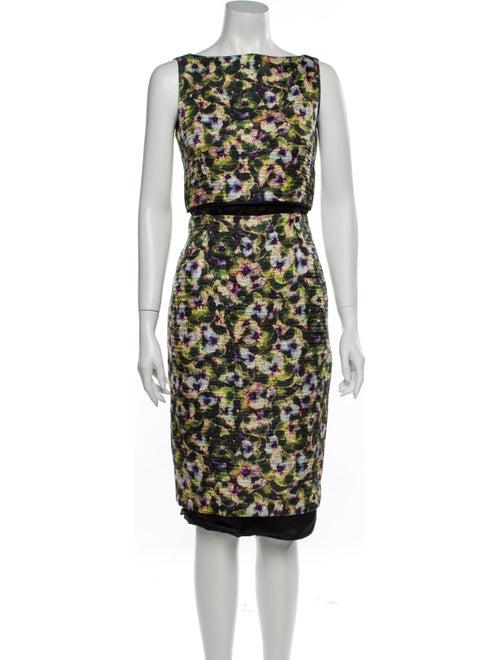 Marc Jacobs Wool Knee-Length Dress Wool