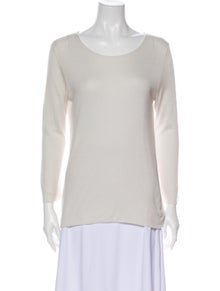 Marc Jacobs Cashmere Scoop Neck Sweater