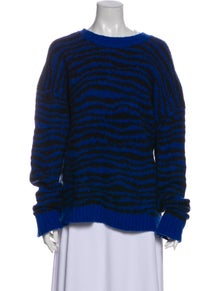 Marc Jacobs Wool Striped Sweater