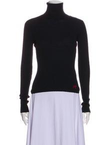 Marc Jacobs Wool Turtleneck Sweater