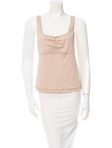Marc Jacobs Sleeveless Top None
