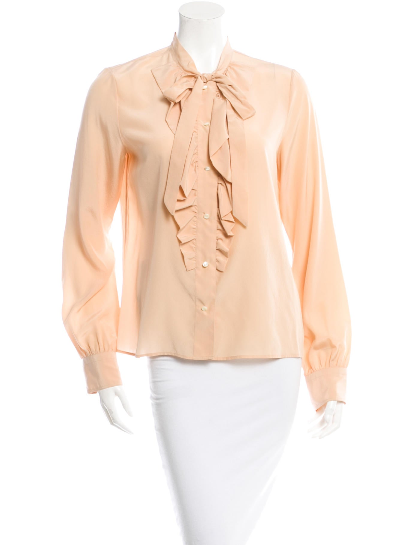 Jacobs Silk Blouse 120