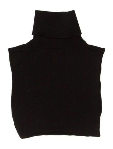 Turtleneck Knit Collar w/ Tags