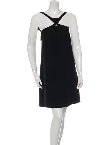 Marc Jacobs Cashmere Dress None