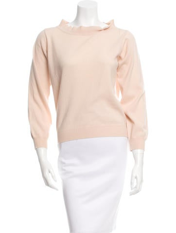 Marc Jacobs Knit Cashmere Top None