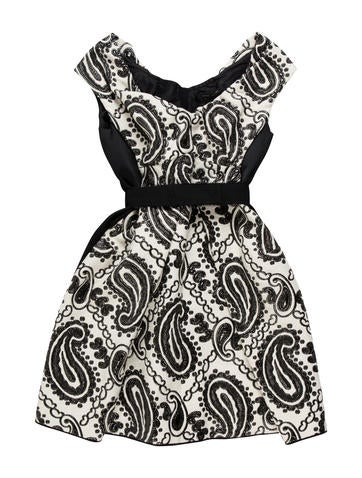 Marc Jacobs Wool Brocade Dress w/ Tags