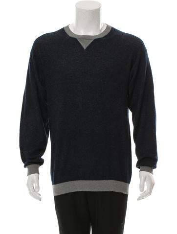 Marc Jacobs Pullover Crew Neck Sweater None