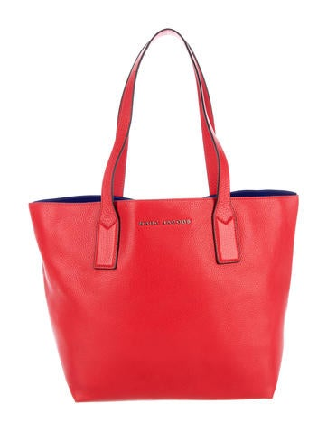 Marc Jacobs Leather Wingman Tote w/ Tags None