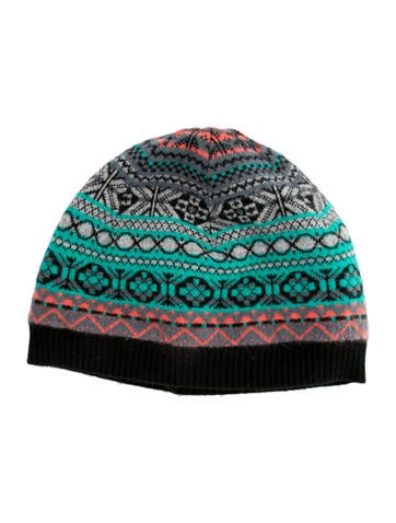Marc Jacobs Cashmere Knitted Beanie None
