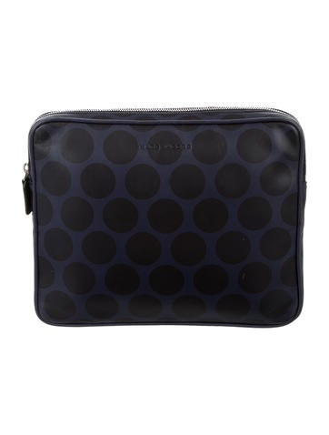 Marc Jacobs Printed iPad Case None