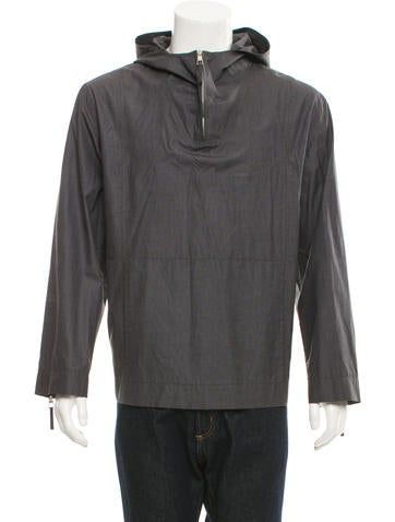 Marc Jacobs Pullover Hooded Jacket None
