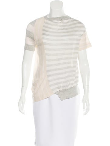 Marc Jacobs Cashmere Distressed Top w/ Tags None