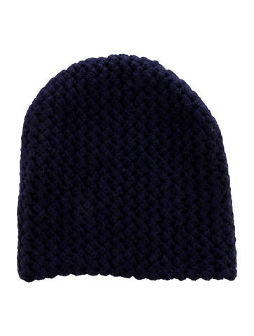 Marc Jacobs Oversize Wool Beanie None