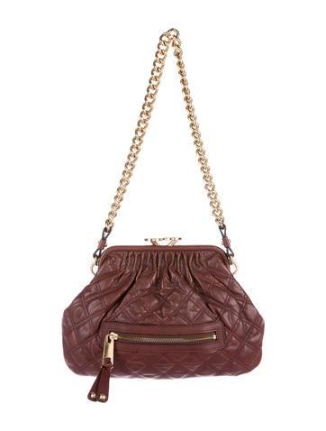 Marc Jacobs Mini Stam Bag