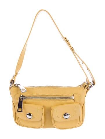 Marc Jacobs Grained Leather Shoulder Bag