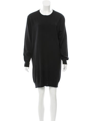 Marc Jacobs Cashmere Sweater Dress None
