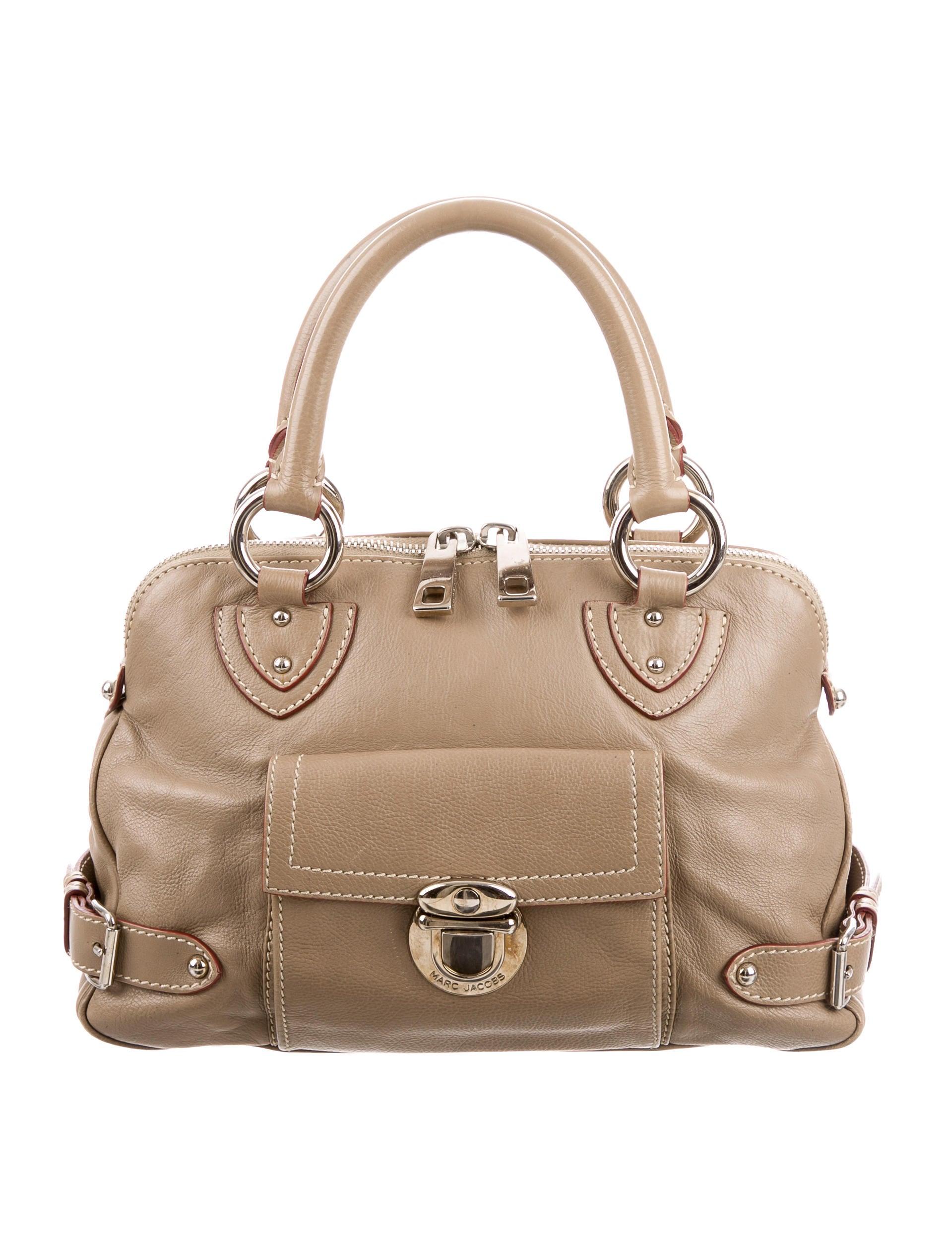 16a948e23e45e Marc Jacobs Leather Shoulder Bag - Handbags - MAR41096