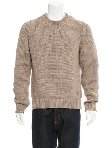 Marc Jacobs Cashmere Rib Knit Sweater None