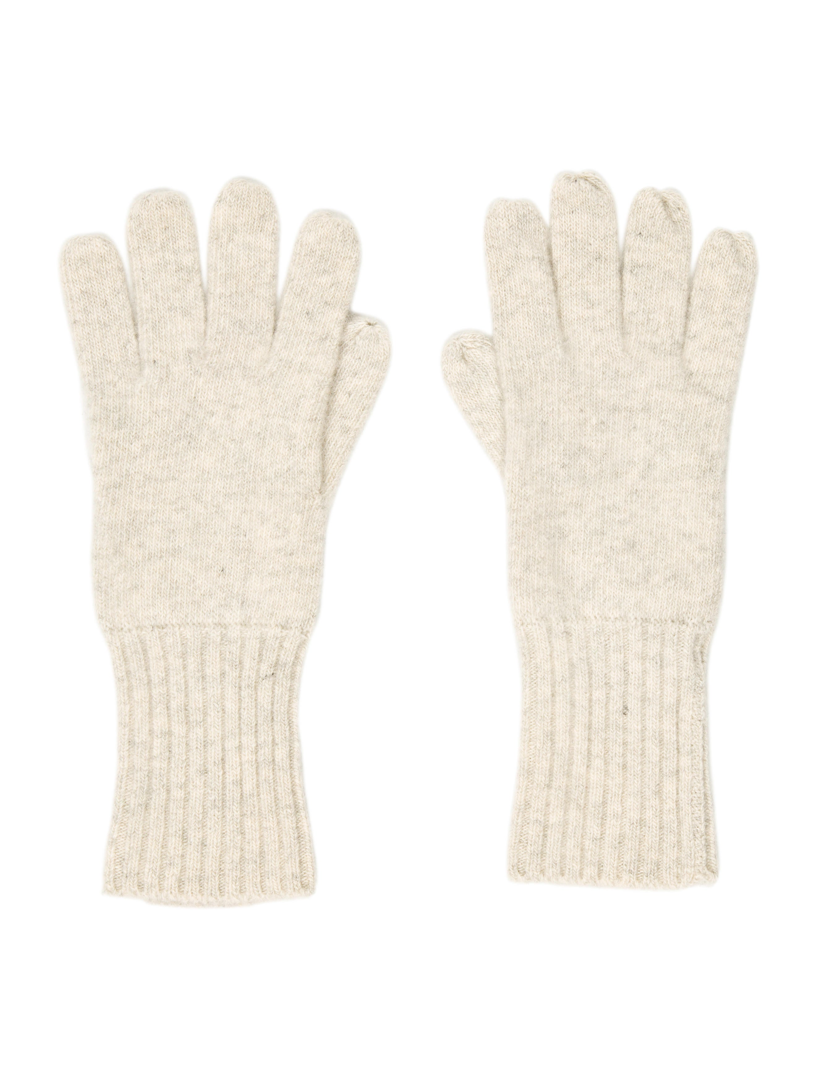 Knitting Pattern Cashmere Gloves : Marc Jacobs Cashmere Rib Knit Gloves - Accessories ...