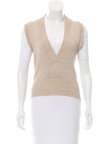 Marc Jacobs Wool Sweater Vest None