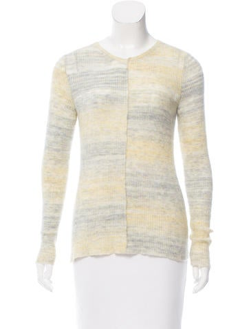 Marc Jacobs Long Sleeve Knit Top None