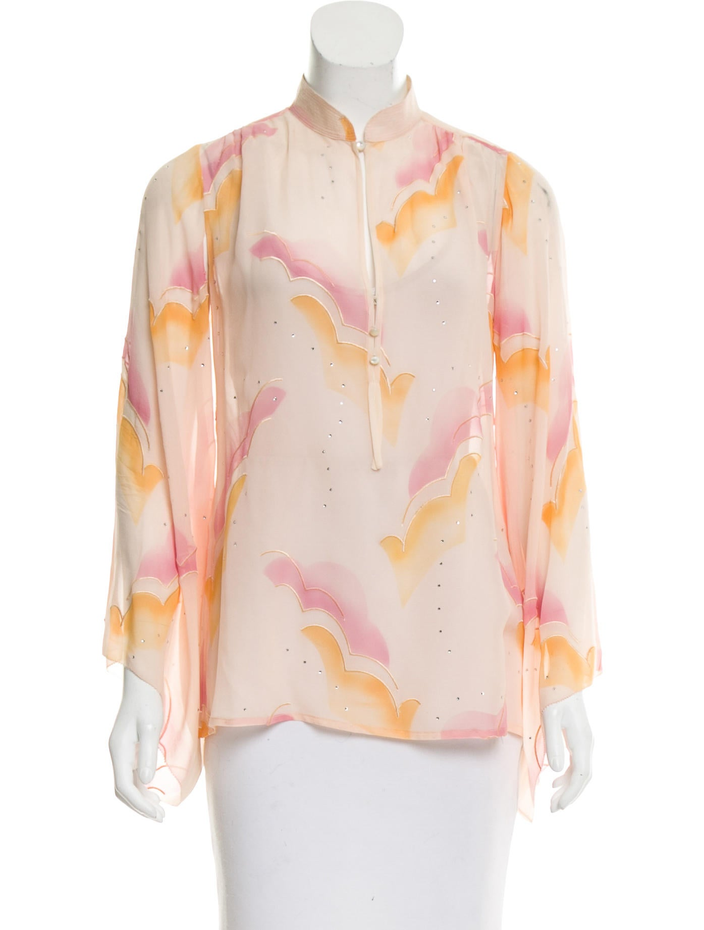 Jacobs Silk Blouse 50