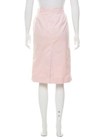 marc knee length midi skirt clothing mar44975