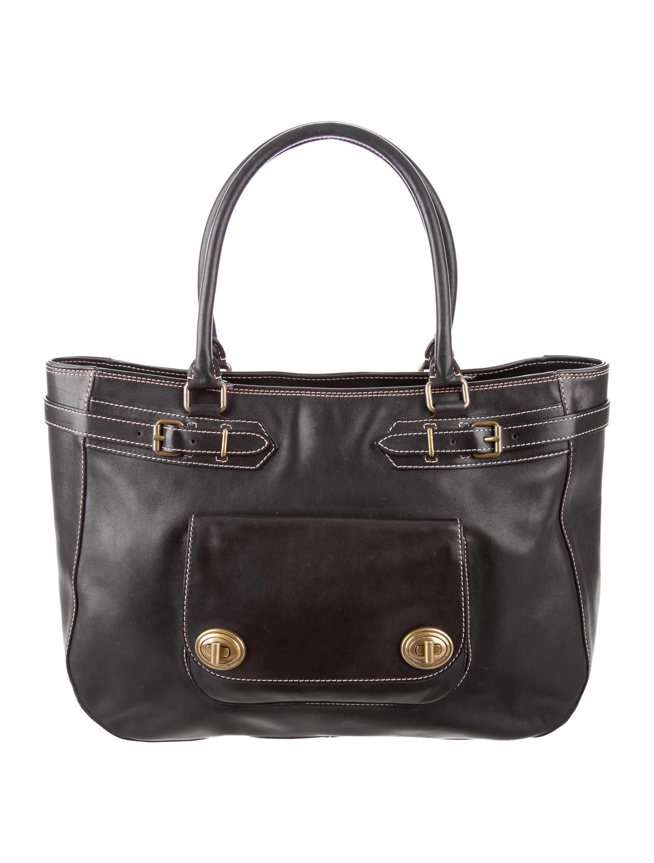 Marc Jacobs Leather Shoulder Bag Handbags Mar46977