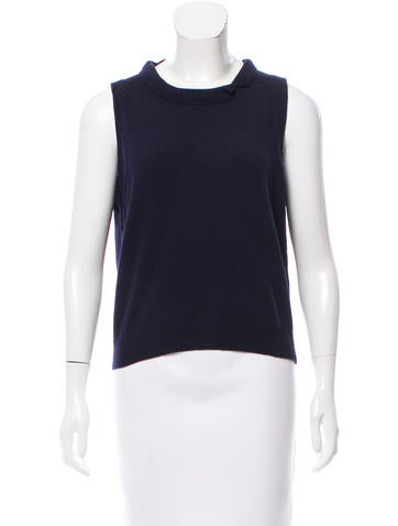 Marc Jacobs Wool Sleeveless Top w/ Tags None