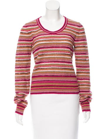 Marc Jacobs Striped Sweater w/ Tags None