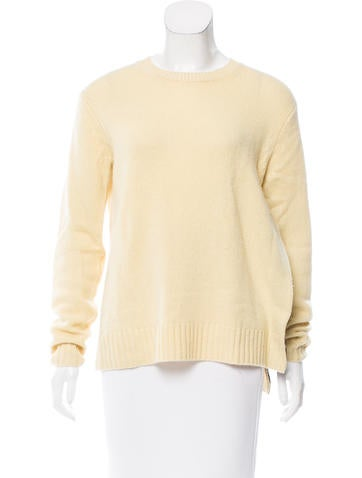 Marc Jacobs Cashmere Crew Neck Sweater None