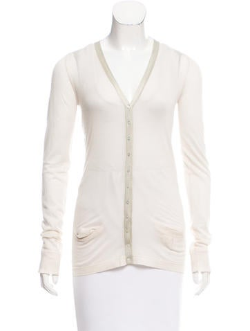 Marc Jacobs Cashmere Cardigan w/ Tags None