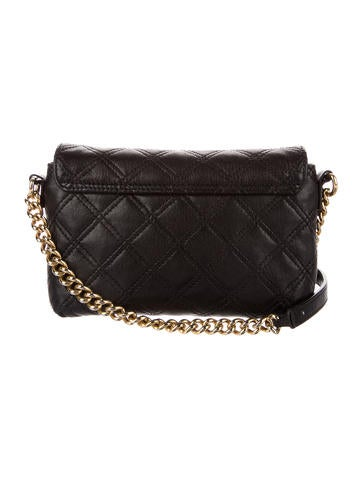 Marc Jacobs Quilted Crossbody Bag Handbags Mar50895 The Realreal