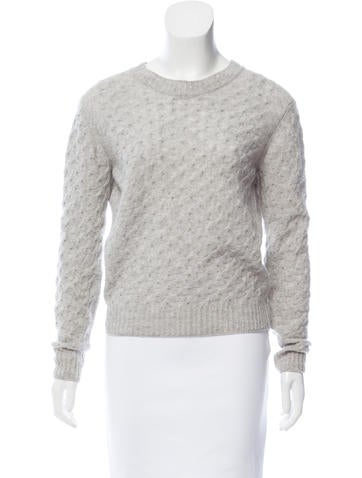 Marc Jacobs Cashmere Knit Top None