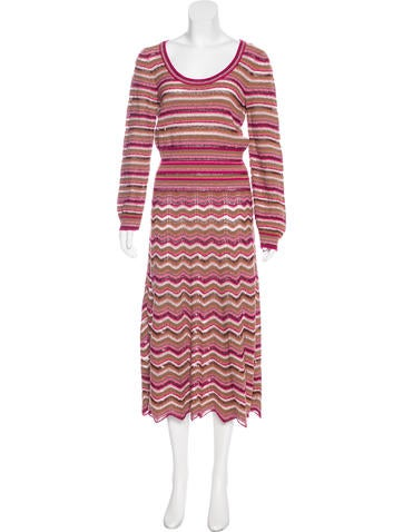 Marc Jacobs Wool-Blend Dress w/ Tags None
