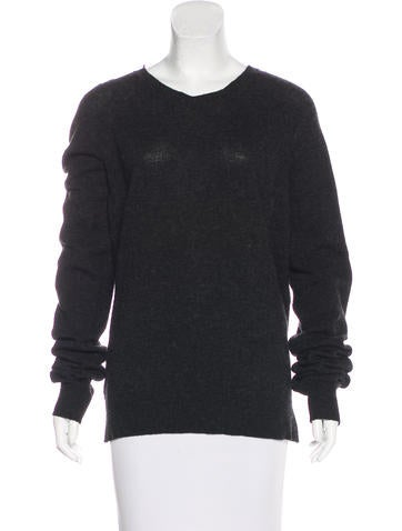 Marc Jacobs Wool Cutout Sweater None