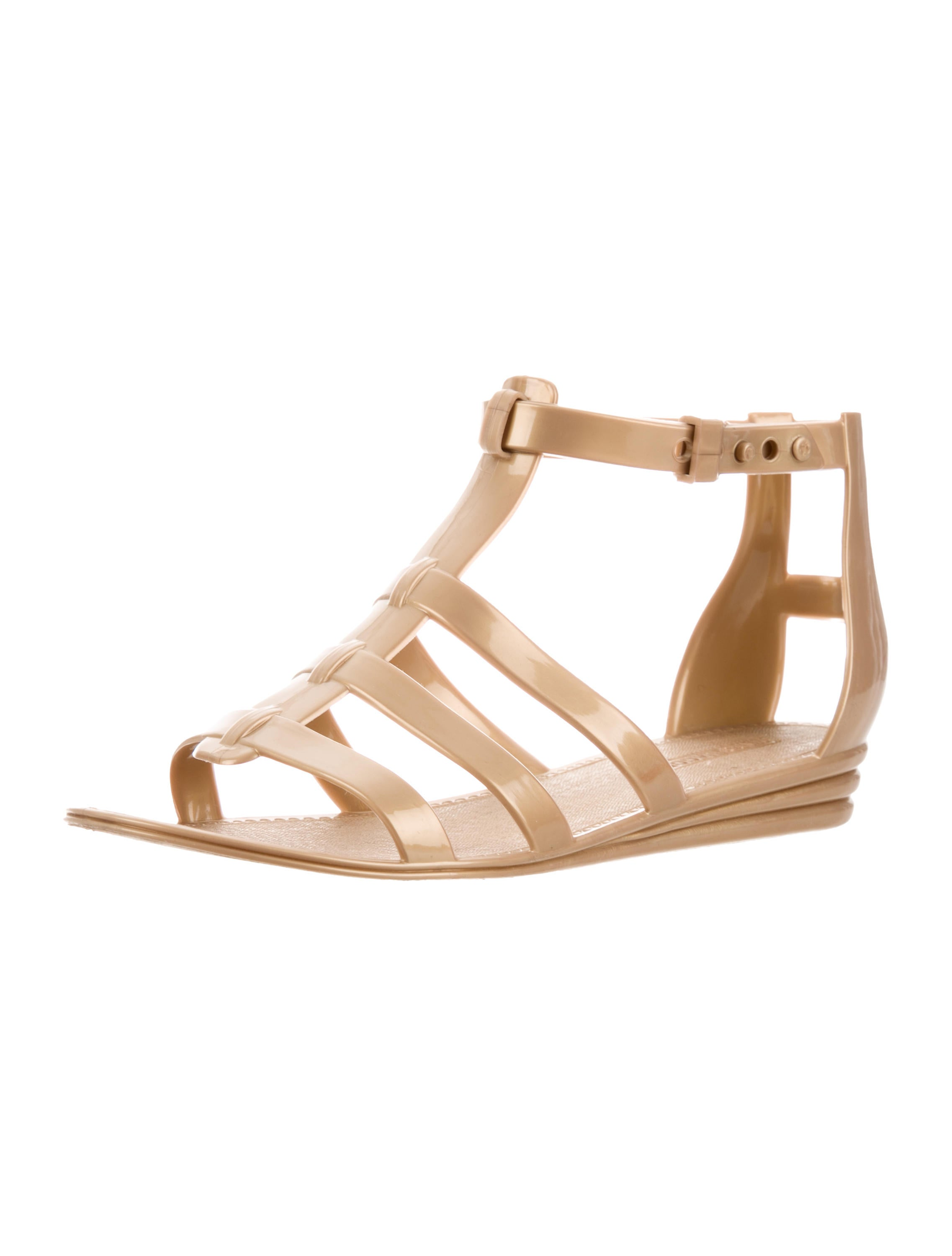 tumblr for sale Marc Jacobs Metallic Cage Sandals low shipping wide range of online AjUkRf4NvV