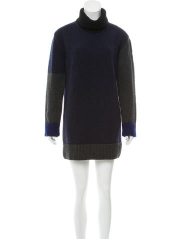 Marc Jacobs Wool & Cashmere Dress None