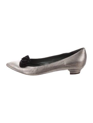 6ffa3ef7abf6 Kate Spade New York Glitter Ballet Flats - Shoes - WKA78537